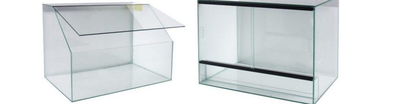Skleněná terária jako inspirace pro stavbu vlastního terária ze skla